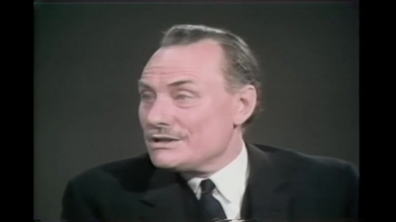 Firing Line with William F. Buckley Jr.- The Trouble with Enoch