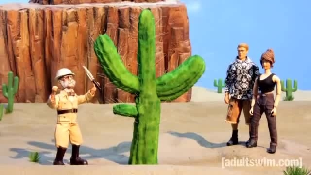 Cactus Drinker
