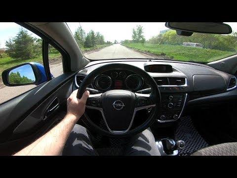 2013 Opel Mokka 1.8L 140hp POV Test Drive