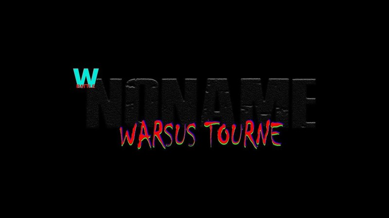 Noname Warsus Tourne АНОНС