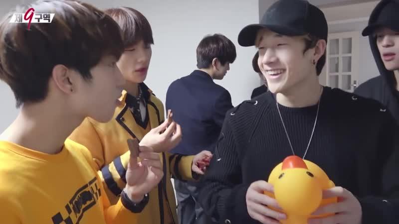 Rubber Ducky Bang Chan