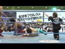 Jake Lee, Ryoji Sai, Dylan James vs. Kento Miyahara, Yoshitatsu, Naoya Nomura (AJPW - Dynamite Series 2018 - Day 6)