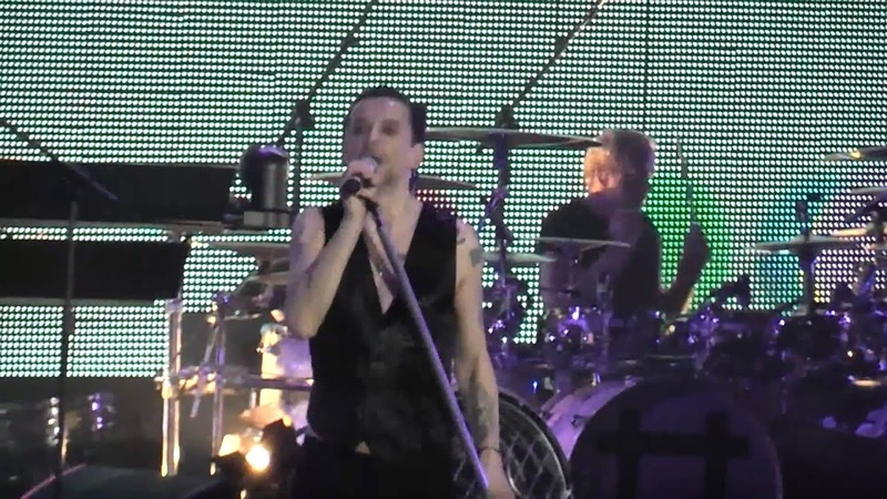 Depeche Mode - Policy Of Truth - Sportpaleis Antwerpen 23012010