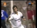 Goal Raul vs Ath.Bilbao