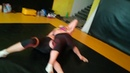 Masters of Russian mixed wrestling Yana Iron vs Vetta Ollons part 2