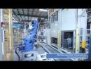 Роботизированное производство Midea CAC