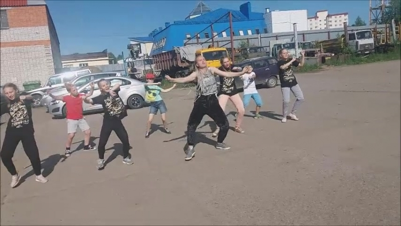 WALK IT TALK IT CHOREO - DANCE SUMMER CAMP KING STEP SYNDICATE 2018 (2 СМЕНА)
