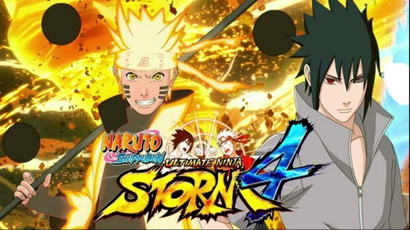 Сетевые хроники наруто Начинаем всё сначала Naruto Storm 4