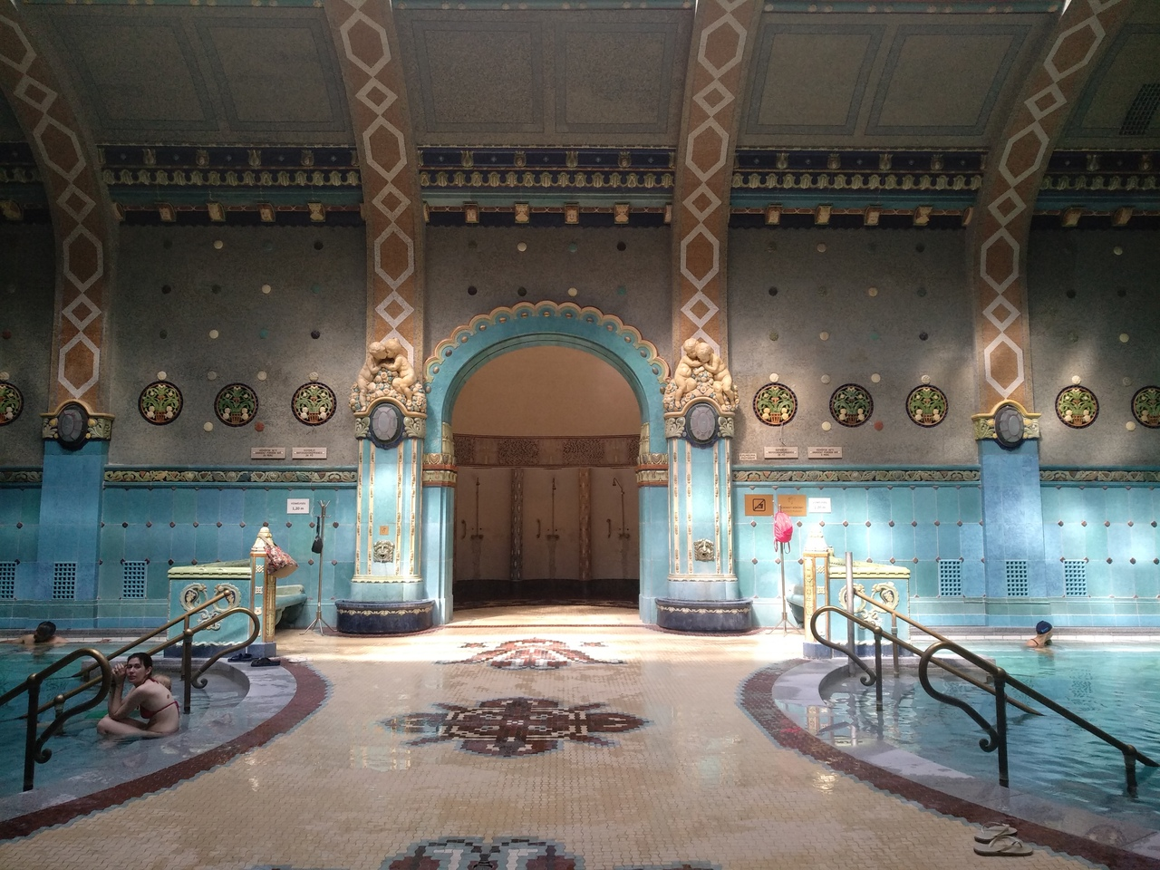 Купальни Геллерт в Будапеште: подробная инструкция