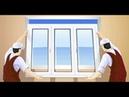 Замена окон эконом класса на окна класса люкс в коттедже