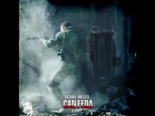 Dolu dolu heyecan, dolu dolu aksiyon için son gün... Can Feda yarın sinemalarda! - CanFeda @burakozcivit @KeremBursin