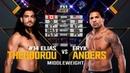 UFC 231 Элайес Теодору Vs Эрик Андерс