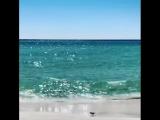 Звук моря как красивая поэма, но без слов... Слушайте...