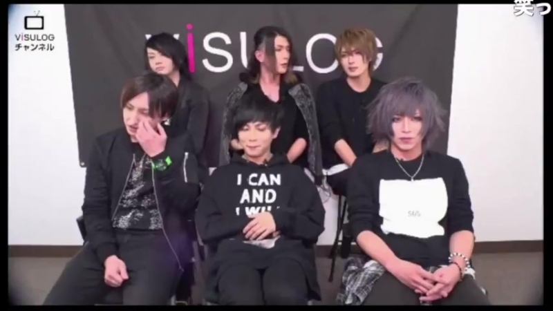 [jrokku] (VS) ViSULOGチャンネル - 放送 少女-ロリヰタ-23区 vs ダウト vs ベル3MAN LIVE「三國志」特番 (2018.03.09)