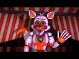 [SFM | Fnaf SL] Circus Baby Pizza World - Lolbit Show - by Leah Mason