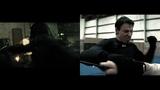 Batman v Superman Martha Rescue Warehouse Scene Side By Side Stunt Viz