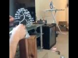 Великолепная работа - скульптуры из проволоки - vk.com/bg.remont