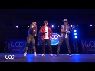 Девушка нереально танцует. Dytto и Nonstop танцуют нереально Dubstep.mp4