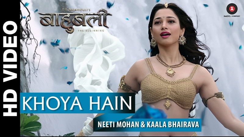Khoya Hain - Full Video | Baahubali - The Beginning | Prabhas Tamannaah