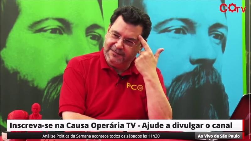Rui Pimenta ALERTA a população: ''Mourão faz campanha contra Bolsonaro'' PCO e InfoDigit-PC