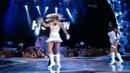 Britney Spears - Madonna - Christina Aguilera - Like a virgen-Hollywood (Live VMA 2003)