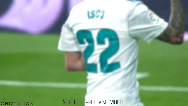 Шикарный гол Иско | CHISTANOV | vk.comnice_football