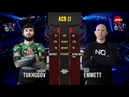 ACB JJ 14 Зубайра Тухугов vs.Джош Эммет / Zubaira Tukhugov vs Josh Emmett