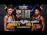 UFC_FN_135 Angela Hill  vs.  Cortney Casey