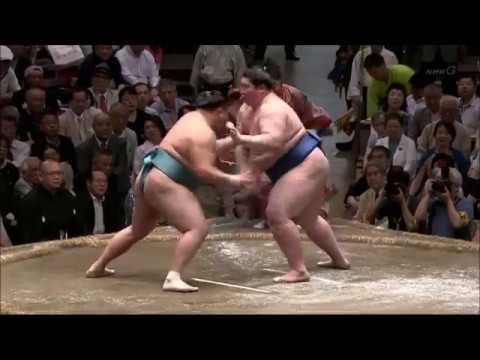 Sumo -Natsu Basho 2018 Day 6, May 18th -大相撲夏場所2018年 6日目