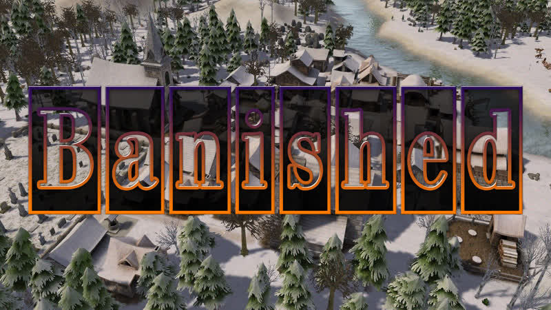 Banished - Thrillers