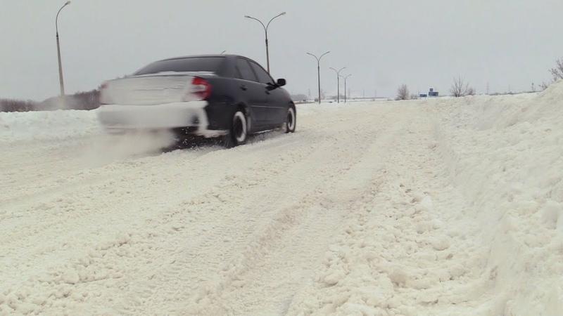 ГАИ призывает водителей быть внимательными на дорогах