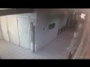 Запись с камеры видеонаблюдения_ подозреваемая в краже из солярия
