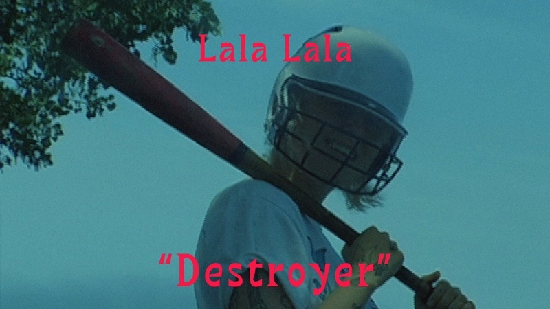 Lala Lala - Destroyer [OFFICIAL VIDEO]