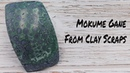 Утилизация остатков. Мокуме Гане. Mokume Gane With Scrap Polymer Clay