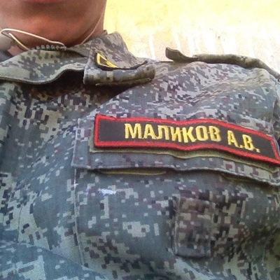 Александр Маликов