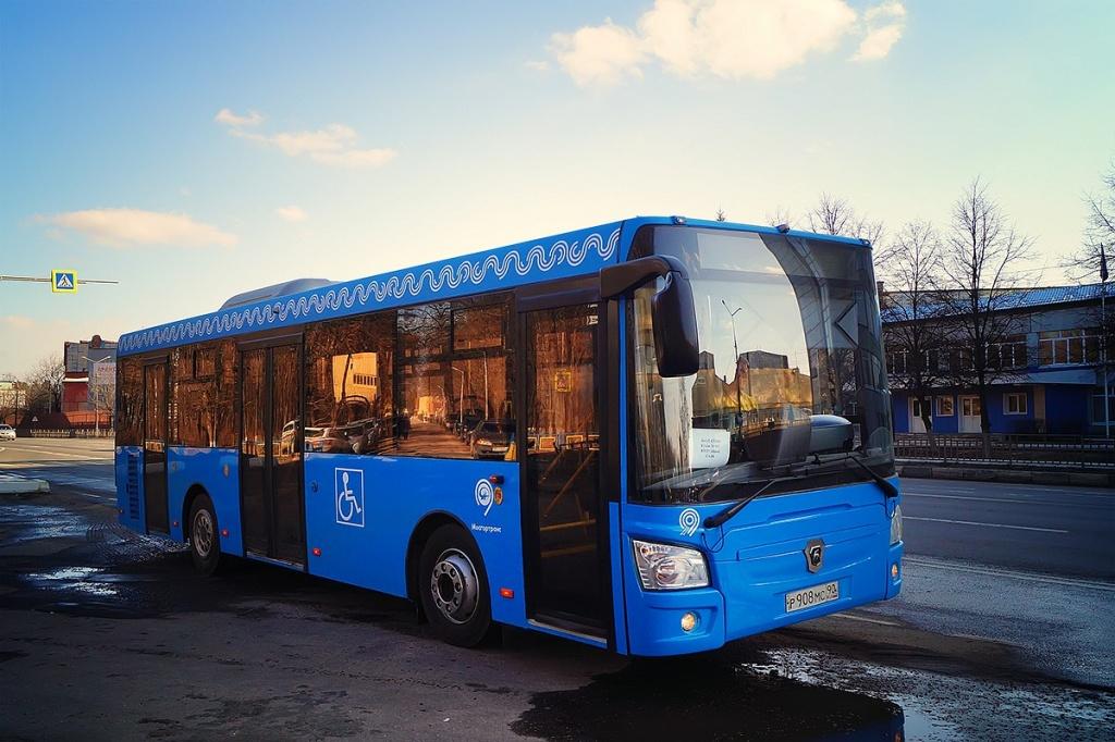 Маршрут автобуса №559 изменили, чтобы он быстрее доезжал до станции метро «Алтуфьево»