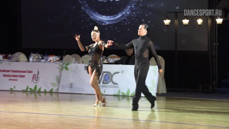 Hyvarinen Markku Kortelainen Disa FIN Final Presentation Dance Stories 2019