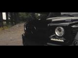 MB G55 AMG Black Gangster