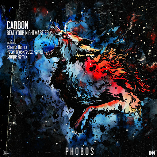 Carbon альбом Beat Your Nightmare EP