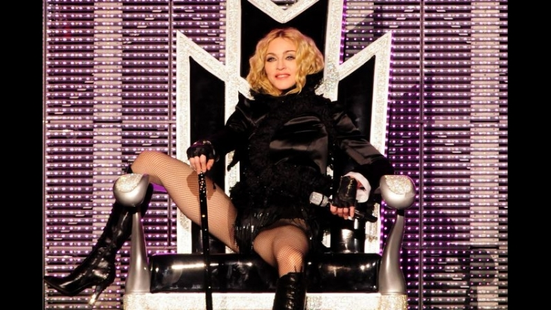 Madonna - Candy Shop [Sticky Sweet Tour] HD