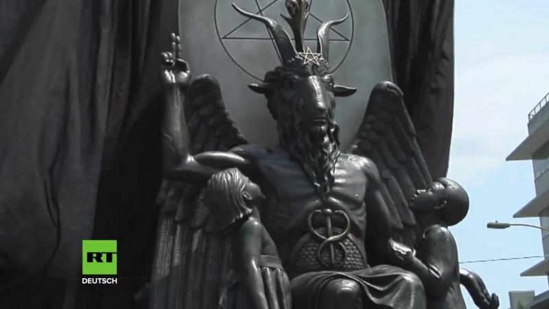 USA: Teufelsanbeter verlangen Toleranz - Christen wütend über Einzug riesiger satanischer Statue
