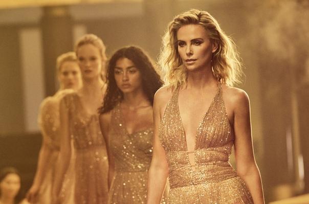 Charlize Theron Dior, 2018