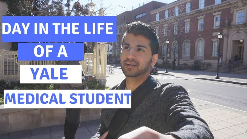 A Day in the Life Yale Medical School Student