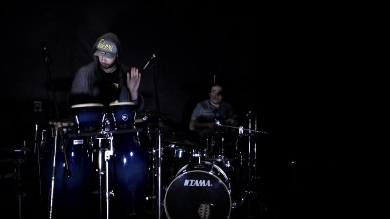Імпровізація , барабани і перкусія 😎