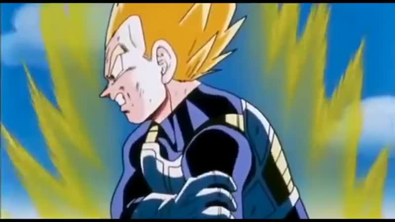 Android 18 Destroys Vegeta And Breaks His Arm