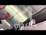 Видео из салона самолета S7, аварийно севшего «без закрылок» в Черногории. Да, все закончилось хорошо, но этот полет они запомня