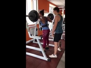 """Красотка из «bodybuilding club"""""""