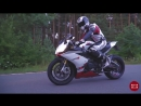 Aprilia RSV4 sc project sound exhaust rev