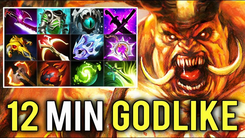 12 MIN GODLIKE 45 Kills 13 Items Most Craziest Carry Pudge Gameplay by plov Top 9 World Dota 2