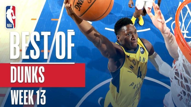 NBA's Best Dunks   Week 13